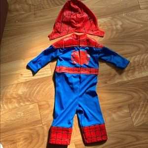 Disney Costumes - Baby Spider-Man Costume